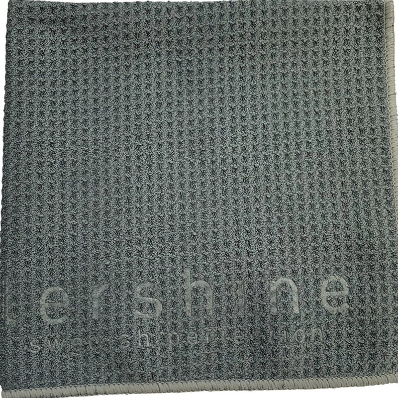 Microfiber Cloth Glass